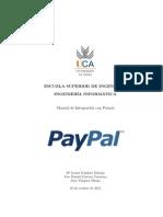 Manual Pay Pal