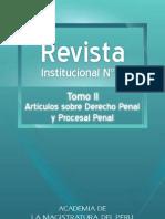 Revista Academia de La Magistratuta