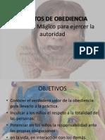 SECRETOS DE OBEDIENCIA