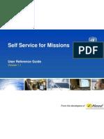 Self Service User Guide_v1.1