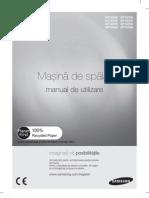 WF1602WUV Manual Utilizare