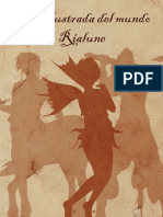 Guía ilustrada del mundo Rialune