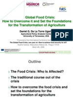 World Food Crisis