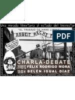 CHARLA Felix Rodrigo y Belen Igual