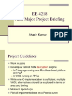 AES Project Briefing