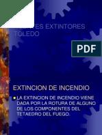 AGENTES EXTINTORES TOLEDO