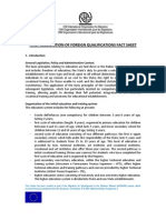 Foreign Qualifications Fact Sheet_ITALY_EN