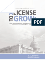 License to Grow