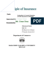 Life Insurance in PAK