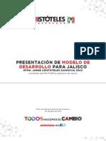 Modelo de Desarrollo para Jalisco