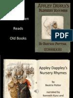 Appley Dapply Nursery Rhymes Beatrix Potter AutoPlay EN/FR