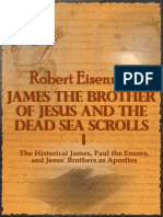 """""""James the Brother of Jesus and the Dead Sea Scrolls I"""