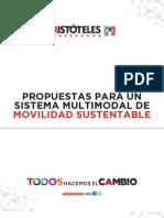 Propuesta para Movilidad Sustentable