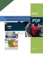 PROPOSAL TEKNIS UPDATING DATA JALAN & SISTEM INFORMASI JALAN (SISJA) KOTA TANGERANG