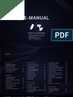 Manual Samsung UN40D5500