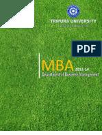 MBA 2012-14