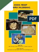 Aneka Resep Pempek Palembang