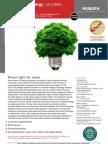Nomura Alternative Energy Global