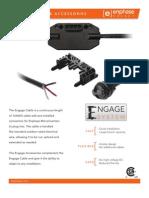 Enphase Datasheet Engage Cable