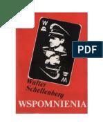 Schellenberg Walter - Wspomnienia - 1987 (Zorg)