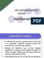 Neoliberalismo 6TO CUATRI