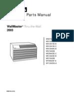 WallMaster_PartsManual