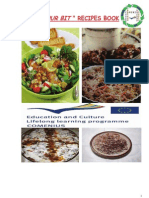 Product Recipes Book