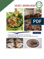 Product Recipes Book