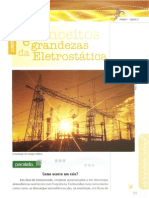 UNID 1 - CAP 2 -  CONCEITOS E GRANDEZA DA ELETROSTÁTICA