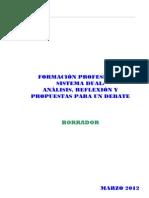 Información sobre FPdual (CAM)
