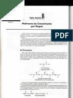 Cap.18 - Tópico B - Polímeros de crescimento por etapa.PDF