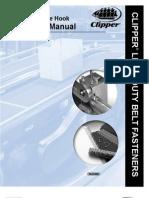 x1209 Clipper Training Manual