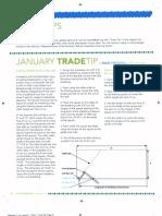 Trade Tips - 1st Half - 2011