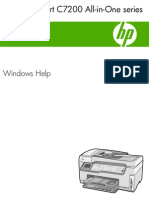 HP C7280 User Manual