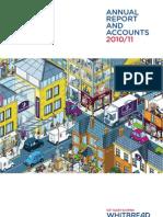 Whitbread Annual Report 2010 11