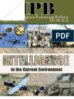 MIPB Intelligence Role in MCO Rotation at JRTC