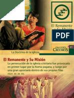 # 13 El Remanente y Su Mision