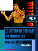 Bruce Lee - Las Tecnicas de Defensa Personal Del Jeet Kune Do