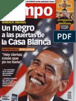 Cienciologia en la revista Tiempo