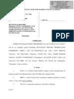 Propst Lawsuit
