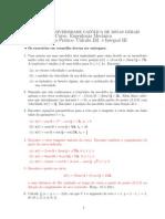 527777 Lista Calculo III Funcoes Vetoriais