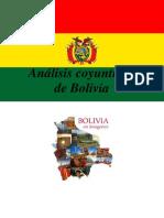 Análisis coyuntural de Bolivia