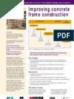 1 - Improving Concrete Frame Construction