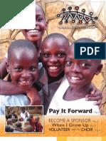 African Children's Choir Magazine 2012 Q1