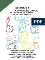 Guía turística Lorca