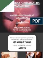 Teresa Dueñas Ramos-Exposicion rdac