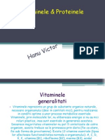 Vitamine&Proteine
