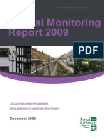 Annual Monitoring Report 2009