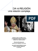 Ciencia vs Religion