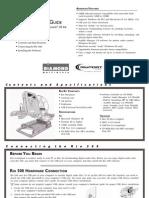 Rio 500 Manual